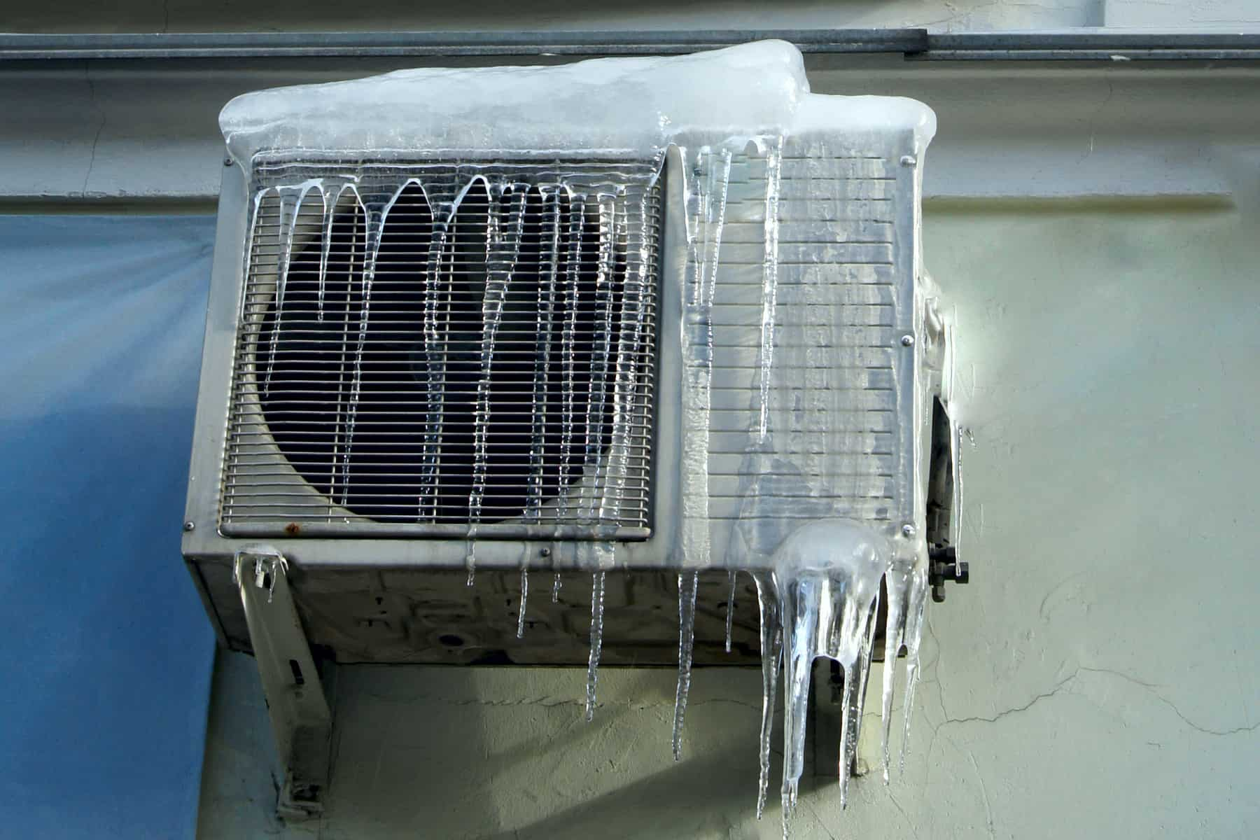 air conditioner freezing